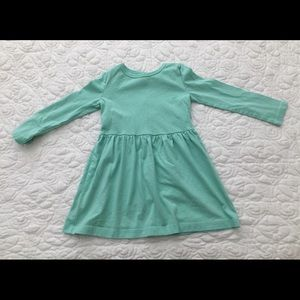 2 Long Sleeve Toddler Dresses